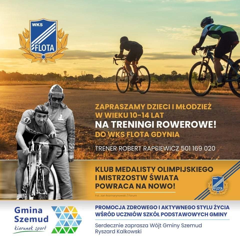 Projekt ''Rowerowa Gmina Szemud''