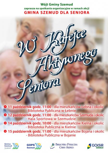 Gmina Szemud dla Seniora